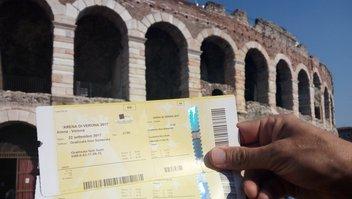 Tickets für eine Veranstaltung in Amphitheater in Verona